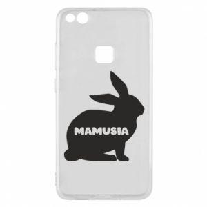 Etui na Huawei P10 Lite Mamusia - królik