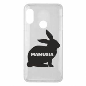 Etui na Mi A2 Lite Mamusia - królik