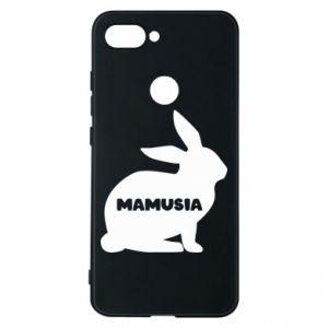 Etui na Xiaomi Mi8 Lite Mamusia - królik