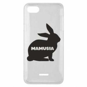 Etui na Xiaomi Redmi 6A Mamusia - królik
