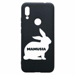 Etui na Xiaomi Redmi 7 Mamusia - królik