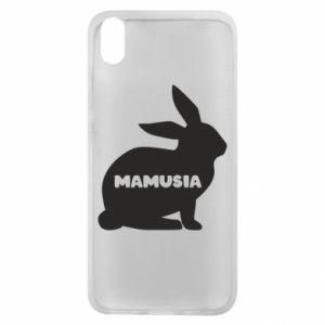 Etui na Xiaomi Redmi 7A Mamusia - królik
