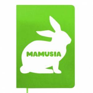Notes Mamusia - królik