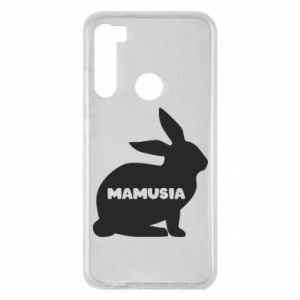 Xiaomi Redmi Note 8 Case Mommy - Bunny