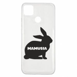 Etui na Xiaomi Redmi 9c Mamusia - królik