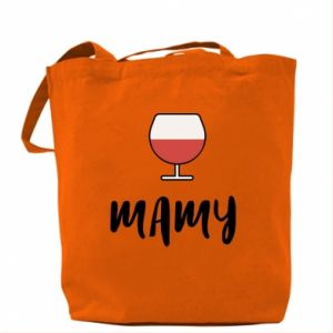 Bag Mommy and wine