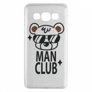 Samsung A3 2015 Case Man Club