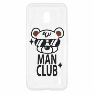 Nokia 2.2 Case Man Club