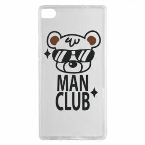Huawei P8 Case Man Club