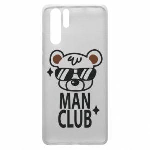 Huawei P30 Pro Case Man Club