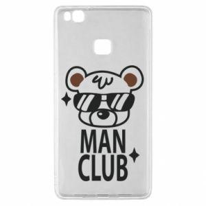 Huawei P9 Lite Case Man Club