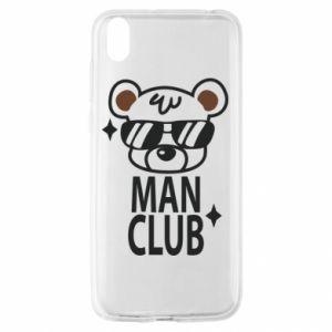 Huawei Y5 2019 Case Man Club