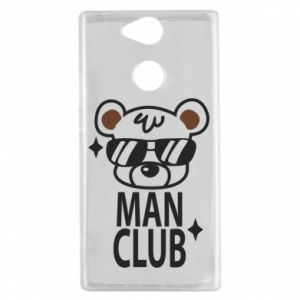 Sony Xperia XA2 Case Man Club