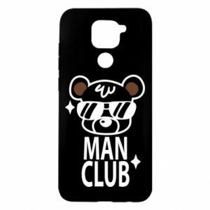 Xiaomi Redmi Note 9 / Redmi 10X case % print% Man Club