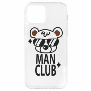 iPhone 12/12 Pro Case Man Club