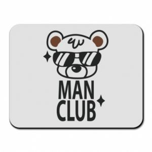 Mouse pad Man Club