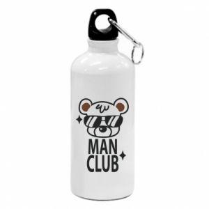 Water bottle Man Club