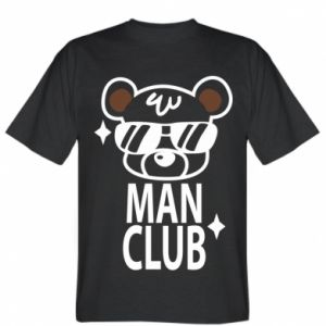 T-shirt Man Club