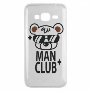 Samsung J3 2016 Case Man Club