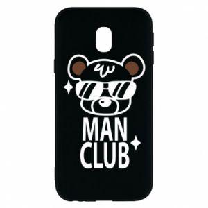 Samsung J3 2017 Case Man Club