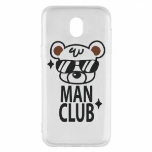 Samsung J5 2017 Case Man Club