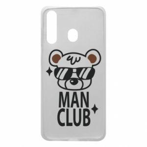 Samsung A60 Case Man Club