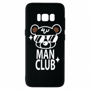 Phone case for Samsung S8 Man Club