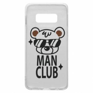 Samsung S10e Case Man Club