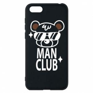 Huawei Y5 2018 Case Man Club