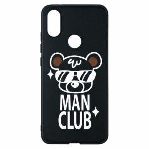 Xiaomi Mi A2 Case Man Club