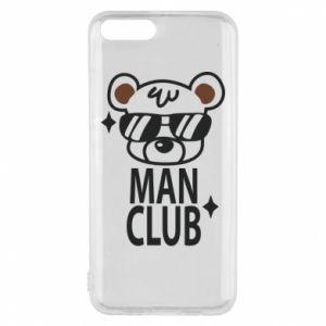 Xiaomi Mi6 Case Man Club