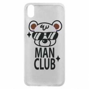 Xiaomi Redmi 7A Case Man Club