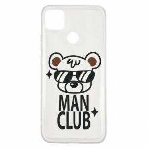 Xiaomi Redmi 9c Case Man Club