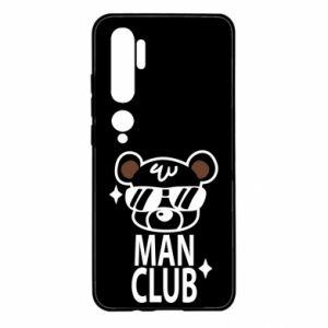 Xiaomi Mi Note 10 Case Man Club