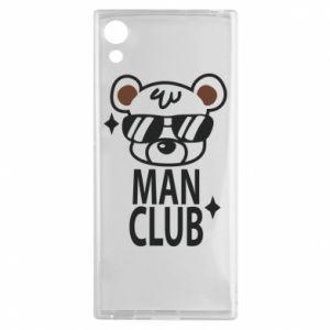 Sony Xperia XA1 Case Man Club