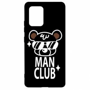 Samsung S10 Lite Case Man Club