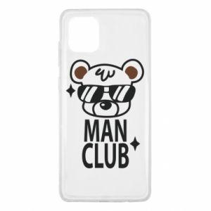 Samsung Note 10 Lite Case Man Club