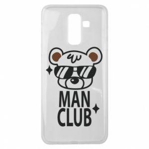 Samsung J8 2018 Case Man Club