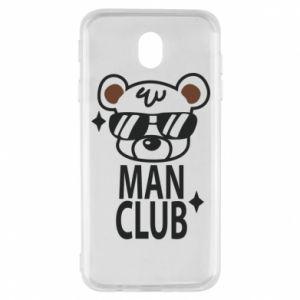 Samsung J7 2017 Case Man Club