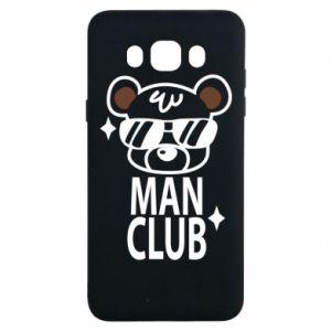 Samsung J7 2016 Case Man Club