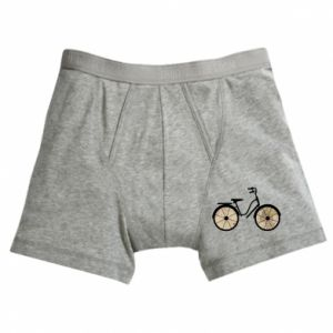 Boxer trunks Bike map