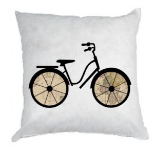 Pillow Bike map