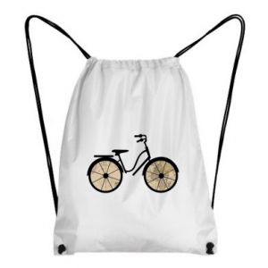 Backpack-bag Bike map