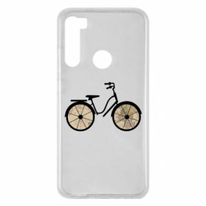 Xiaomi Redmi Note 8 Case Bike map