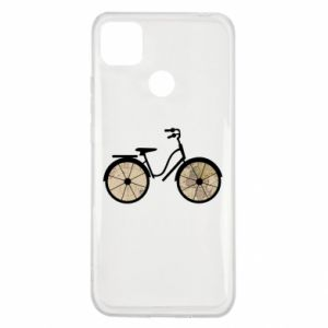 Xiaomi Redmi 9c Case Bike map