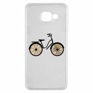 Samsung A3 2016 Case Bike map