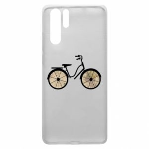 Huawei P30 Pro Case Bike map