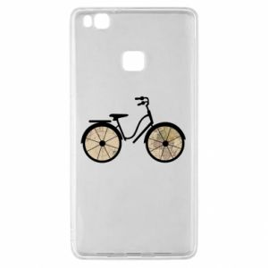 Huawei P9 Lite Case Bike map