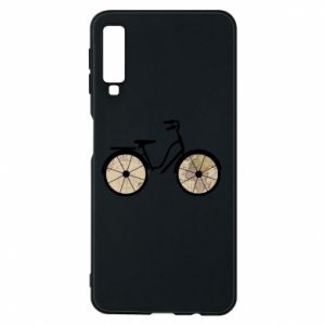 Samsung A7 2018 Case Bike map