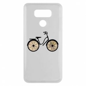 LG G6 Case Bike map